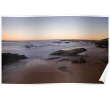 Towoon Bay at Sunset Poster