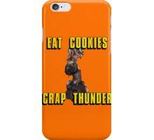 Tiny Tina Eat Cookies iPhone Case/Skin
