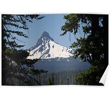 Oregon Mountains II Poster