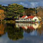 Lake Daylesford by Darren Stones