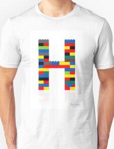 """""""H"""" T-Shirt"""