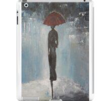 Alone in the night iPad Case/Skin