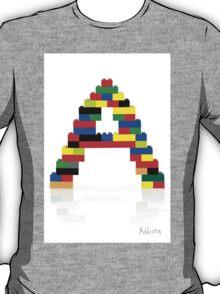 """""""A"""" T-Shirt"""