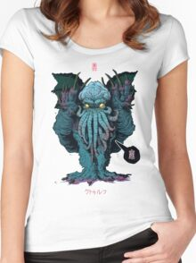 Strange Aeons Women's Fitted Scoop T-Shirt