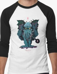 Strange Aeons Men's Baseball ¾ T-Shirt