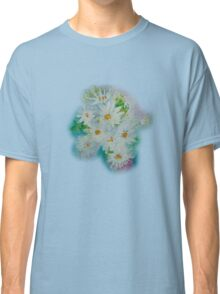 DAISIES PINK/BLUE  Classic T-Shirt