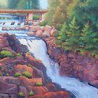 Falls in Ste. Anne by Artboy2009