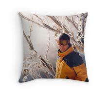 Hotham Sunrise Throw Pillow