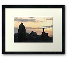 Good Morning Milwaukee Framed Print