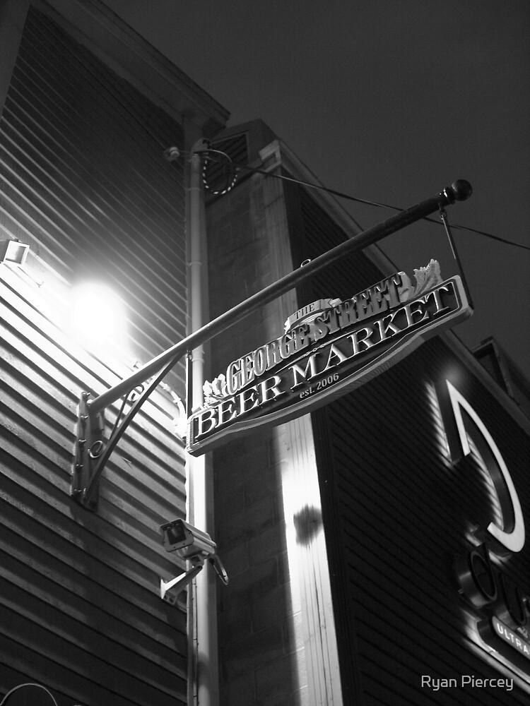 George Street Beer Market by Ryan Piercey