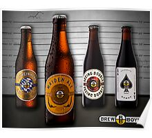 Beer Lineup Poster