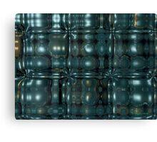 Submerged Spheres Canvas Print