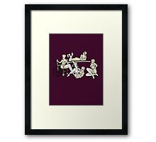 Silent Hill take care of you Framed Print