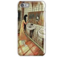 Post Mortem poster iPhone Case/Skin