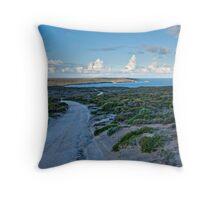 Innes National Park Landscape - Yorke Peninsula Throw Pillow