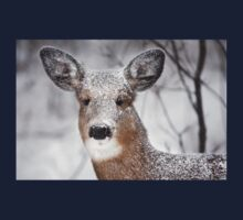 I hate snow! - White-tailed Deer Kids Clothes