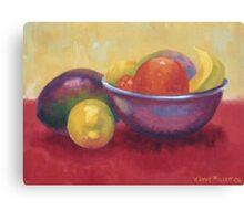 No Vegetables Canvas Print