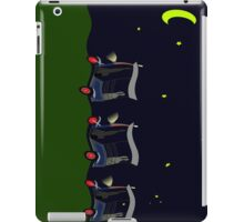 Tuk Tuk at Night iPad Case/Skin