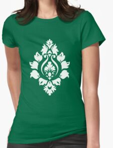 Wall Flower Womens Fitted T-Shirt