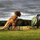 The Dinosaurs of Glen Rose by Terence Russell