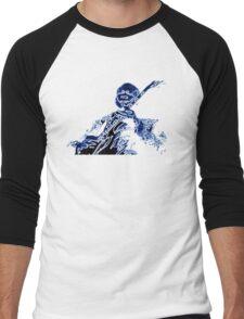 Abstract Blues King T-Shirt