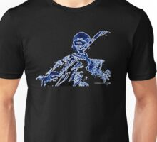 Abstract Blues King Unisex T-Shirt