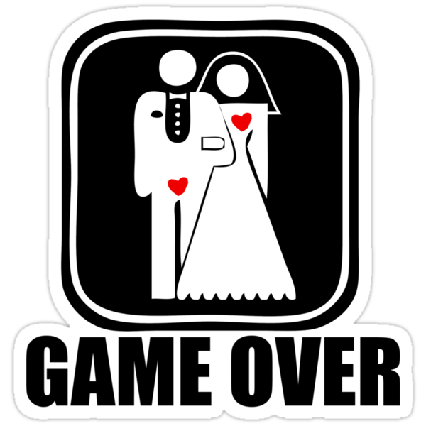 game over by Kate Bloomfield