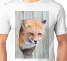 Red Fox Hole T-Shirt