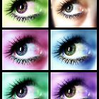 Eye Colors by down23