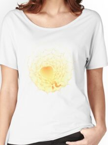 Strawberry tunnel Women's Relaxed Fit T-Shirt