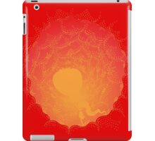 Strawberry tunnel iPad Case/Skin