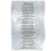 Conversations in Heaven on 9/11 Poster