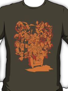 Tales of Video Games (orange) T-Shirt
