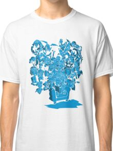 Tales of Video Games (blue) Classic T-Shirt