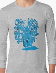 Tales of Video Games (blue) Long Sleeve T-Shirt