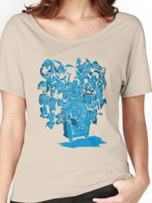 Tales of Video Games (blue) Women's Relaxed Fit T-Shirt