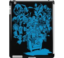 Tales of Video Games (blue) iPad Case/Skin