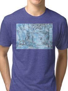 Elizabeth Bay Grotto Tri-blend T-Shirt