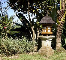 Balinese Lamp, Murni's Villas, Bali by JonathaninBali