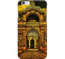 Chateau De Chantilly Castle France iPhone Case/Skin