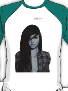 SIBERIA Without Background T-Shirt