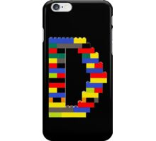 D iPhone Case/Skin