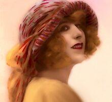 the hat by cynthiab