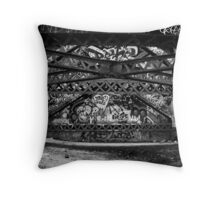 add name here Throw Pillow