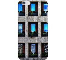 Modern Building Fine Art Print iPhone Case/Skin