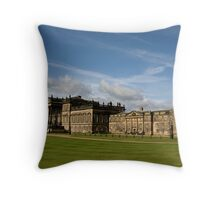 Wentworth Woodhouse Throw Pillow