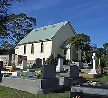 St. Barnabas Church - South Arm, Tasmania by PaulWJewell