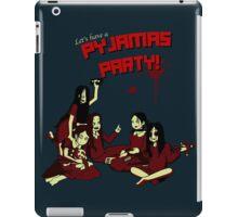 Pyjamas Party iPad Case/Skin