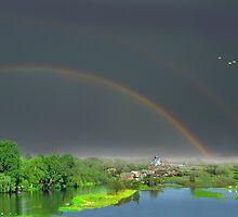 Belorussian Rainbow by Igor Zenin
