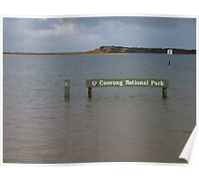 The Coorong Poster
